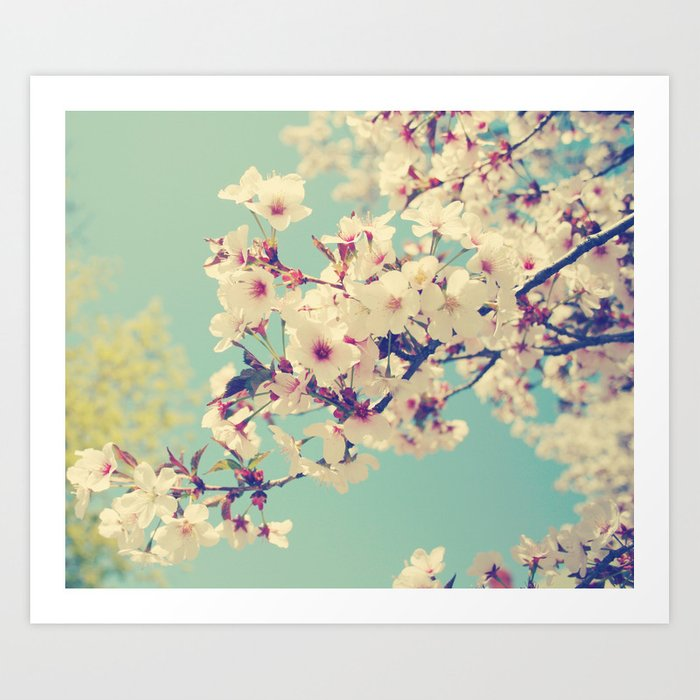 From Small Beginnings Come Great Things Art Print