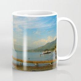 Travel Photography : Ocoa Beach in Dominican Republic Coffee Mug