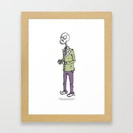 Exskellent Framed Art Print