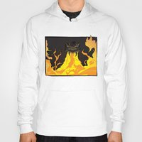 dungeons and dragons Hoodies featuring DUNGEONS & DRAGONS - INTRO by Zorio