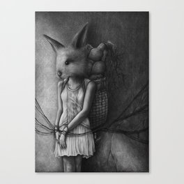 Hunting and Gathering Canvas Print