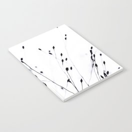 BLACK GRASS Notebook