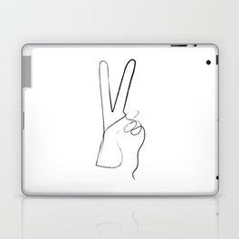 Peace Art Print Laptop & iPad Skin