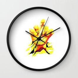 Inner Artist Wall Clock