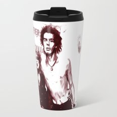 Sid and Nancy Travel Mug