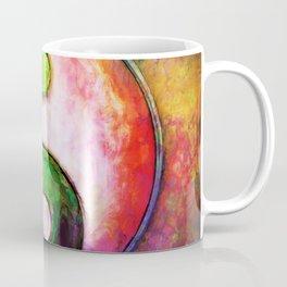 Yin Yang - Colorful Painting VIII Coffee Mug