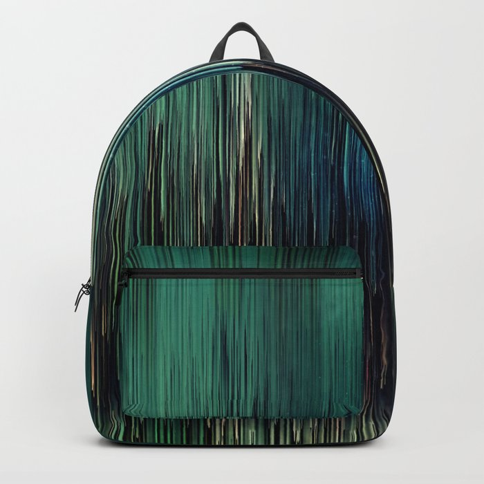 Planet Pixel New York Blues Backpack
