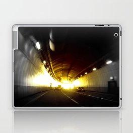Light Tunnel 3 Laptop & iPad Skin