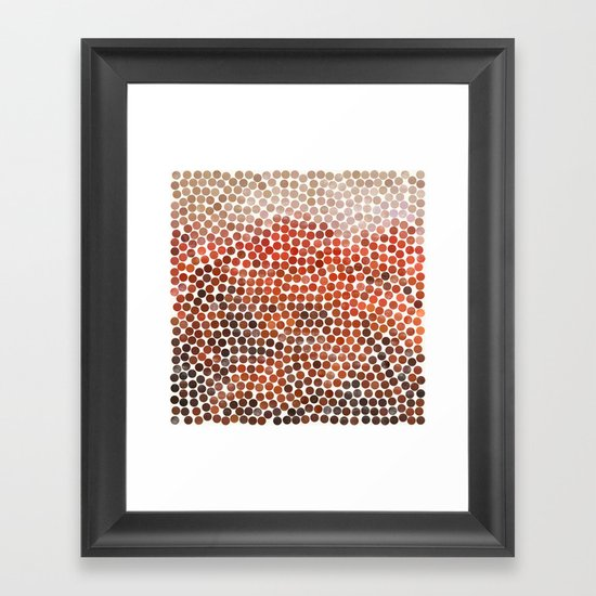 dance 13 Framed Art Print