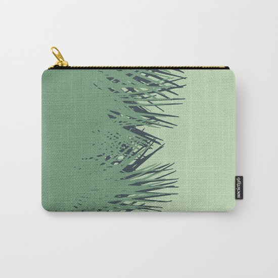 Cuban Palm Carry-All Pouch