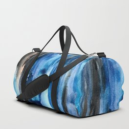 Deep Lapis Duffle Bag