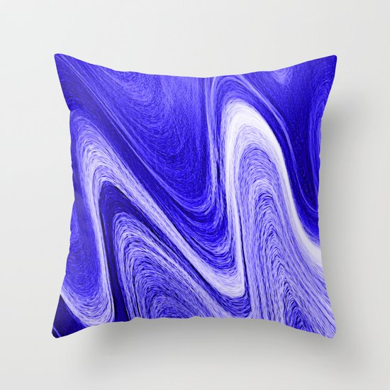 I'm Trying to Learn to Serve Throw Pillow