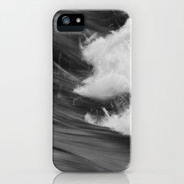 Smooth Turbulence iPhone Case