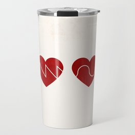 Love Synth Travel Mug