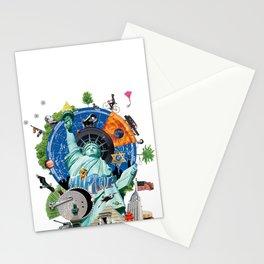 Alternative New York Stationery Cards