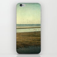 serenity iPhone & iPod Skins featuring Serenity by JMcCool