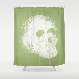The Good Times Are Killing Me - Modest Mouse Shower Curtain
