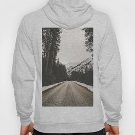 Great Mountain Roads - Nature Photography Hoody