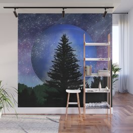Neptune Forest Wall Mural