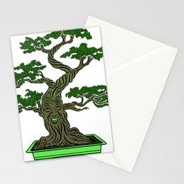 Mr. Bonsai Stationery Cards