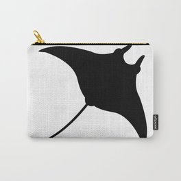 manta fish Carry-All Pouch