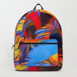 Labradoodle Backpack