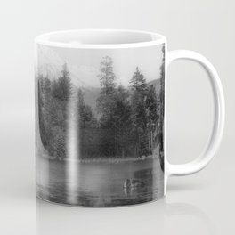 View of Mount Shasta Coffee Mug