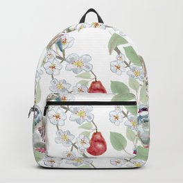 Partridge in a Pear Tree Backpack