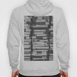 VHS Retro (Black and White) Hoody