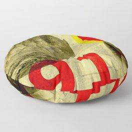 1917 Floor Pillow