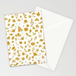Magical Shapes Stationery Cards