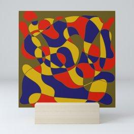 zappwaits artwork Mini Art Print