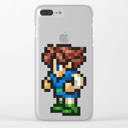 16-Bit Bartz Clear iPhone Case
