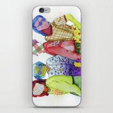 Ladies, Ladies iPhone & iPod Skin