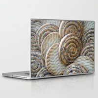 cookies Laptop & iPad Skins featuring Cookies by Vitta