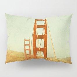 Golden Gate Bridge / San Francisco, California Pillow Sham