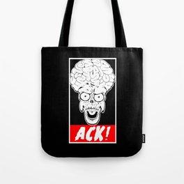 ACK! Tote Bag