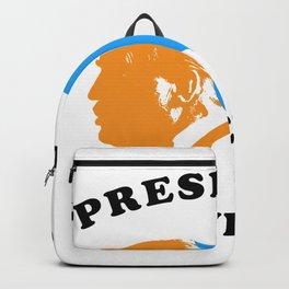 President Tweet Backpack