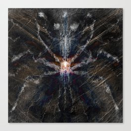 Screaming Reality Canvas Print