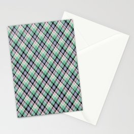 18 Plaid Stationery Cards