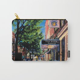 Lovers, C-ville, VA Carry-All Pouch