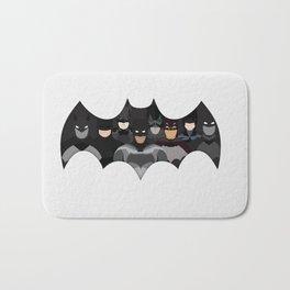 Who is the Bat? Bath Mat
