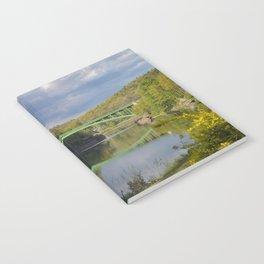 Summer Storm Clouds - Delaware River Notebook