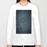 egypt Long Sleeve T-shirts featuring Egypt by Zeno Photography
