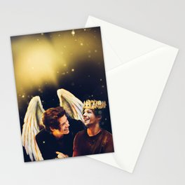 The Angel and The Prince Stationery Cards