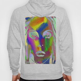 Peer Out Of Colour Hoody