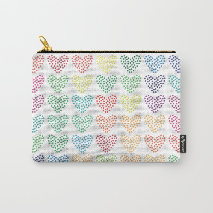 Love Love Love Love Carry-All Pouch