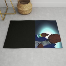 Dave Chapelle Rug