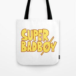 Super Bad boy - Natsu Tote Bag