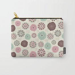 Sweet Mauve Carry-All Pouch